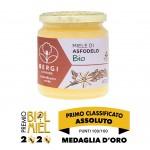 Miele bio di Asfodelo-Ape Nera Sicula 400g