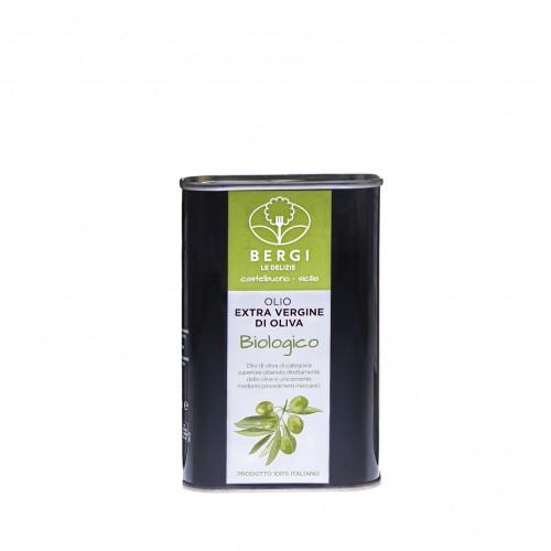 Olio Bio extravergine d'oliva 250 ml