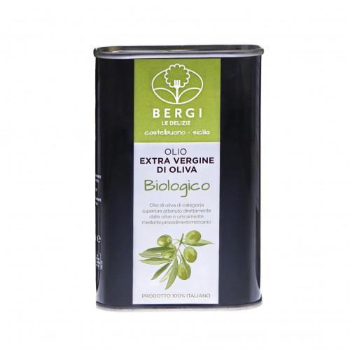Olio Bio extravergine d'oliva 500 ml