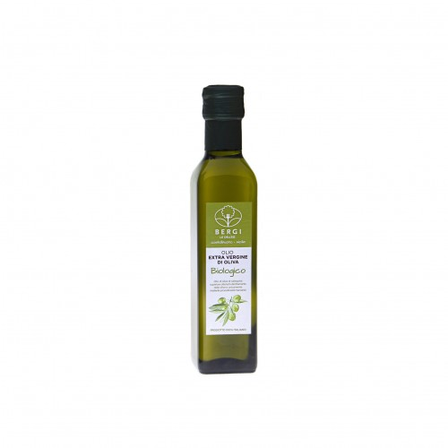 Olio Bio EVO 250 ml in bottiglia
