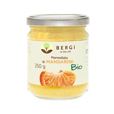 Marmellata Bio Mandarini